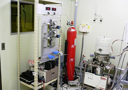 熱化学蒸着装置